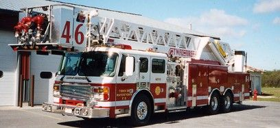 Tower 46-8-1 - Town of Watertown  FD
