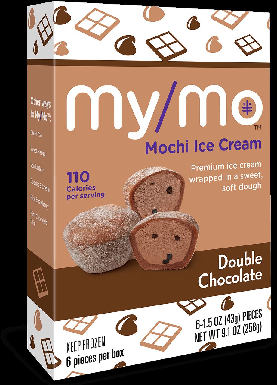 double chocolate mochi ice cream my mo mochi ice cream mochi ice cream double chocolate ice cream pinterest
