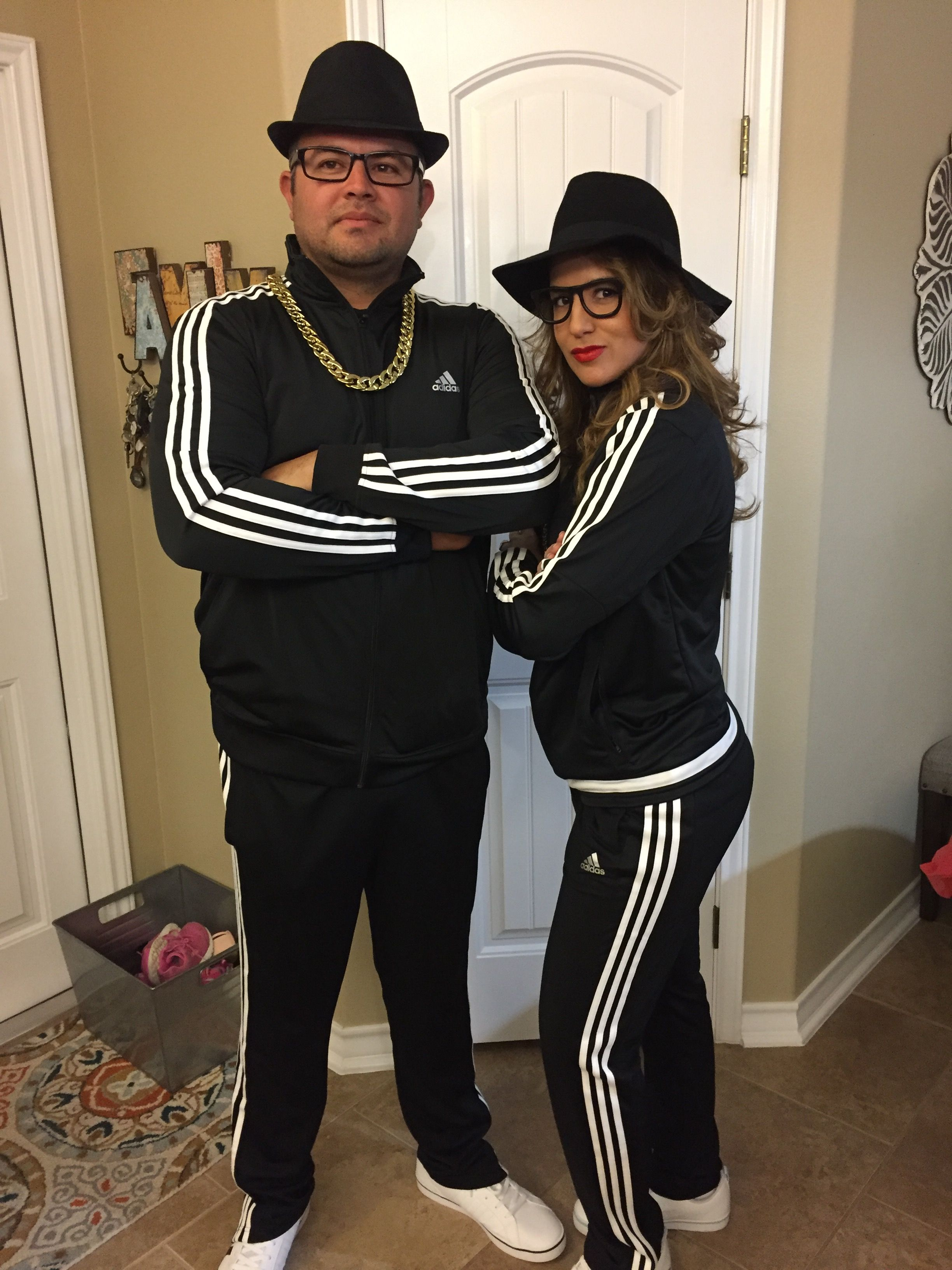 80s theme party. Run DMC