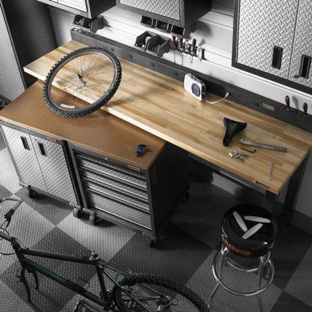 die besten 25 gladiator garagenaufbewahrung ideen auf pinterest gladiatorspeicher garagen. Black Bedroom Furniture Sets. Home Design Ideas