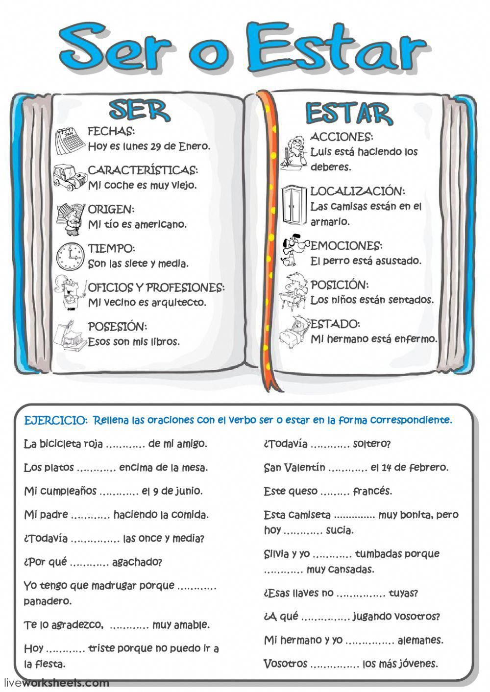 Allow Me To Share Many Of My Most Helpful Secrets And Techniques Trying To Learn A N Spanish Learning Activities Spanish Worksheets Learning Spanish For Kids [ 1413 x 1000 Pixel ]