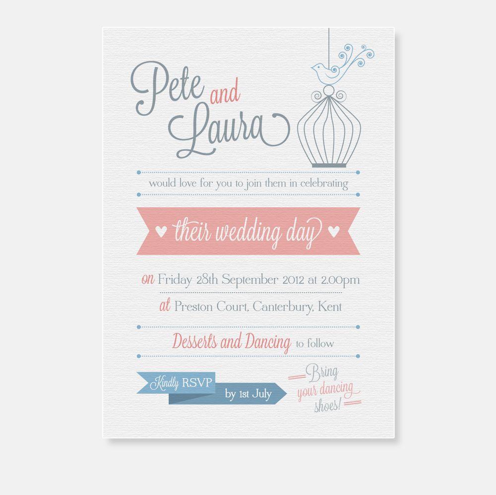 Wedding Invitations Birdcage: Inspiration For My Brides