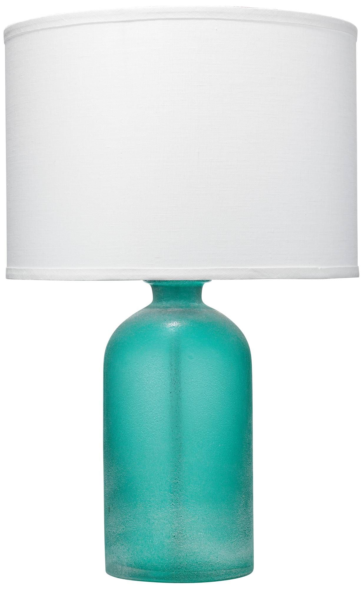 Jamie young surfside tumbled aqua frost glass table lamp style jamie young surfside tumbled aqua frost glass table lamp 10f36 lamps plus geotapseo Images