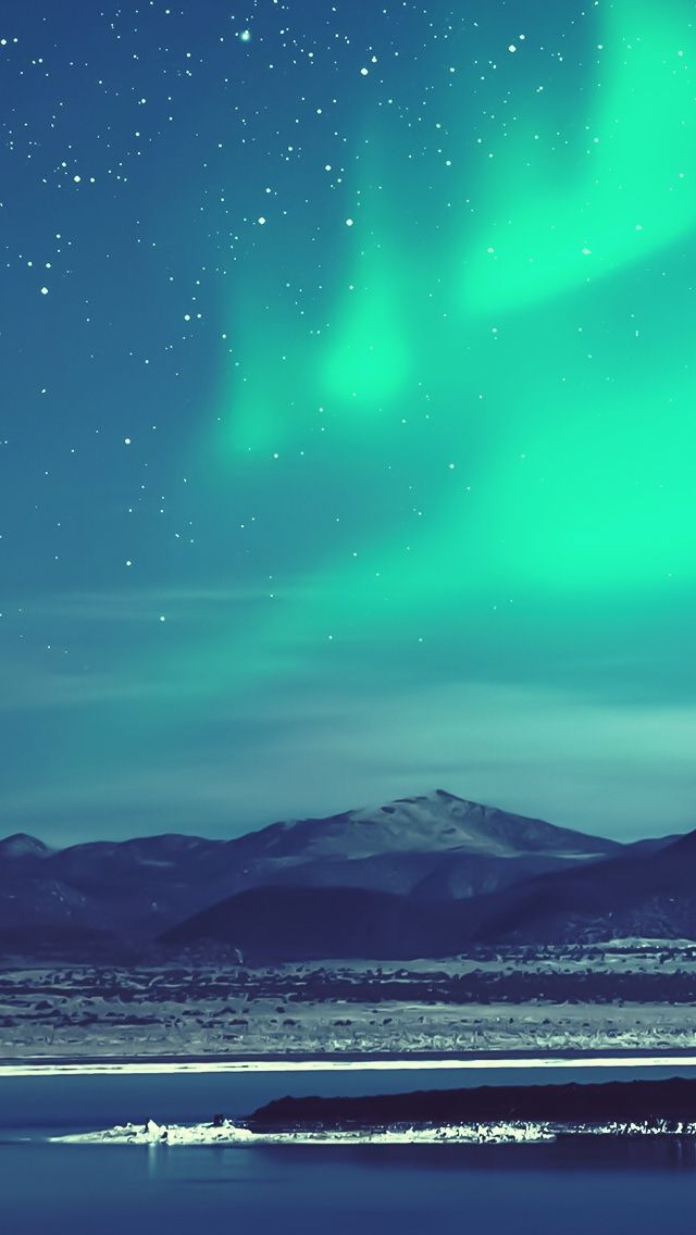 aurora phone wallpaper - photo #35