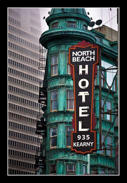 North Beach Hotel San Francisco Dominique Palombieri Flickr
