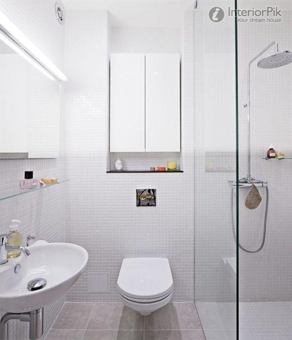 17 Small Bathroom Ideas That Are Also Convenient Lazienka