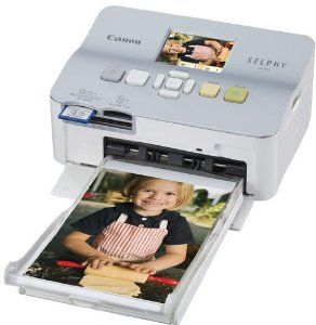 Canon SELPHY CP780 Compact Photo Printer by Canon. $99.97. From the Manufacturer                Everyone loves sharing the photos they print with those who mean the most to them. Homes and offices everywhere are adorned with frames and photo albums filled with people's most cherished memories. In producing these beautiful images, people also want the flexibility of printing from any room of the house at a moment's notice. Now, the perfect printing companion...