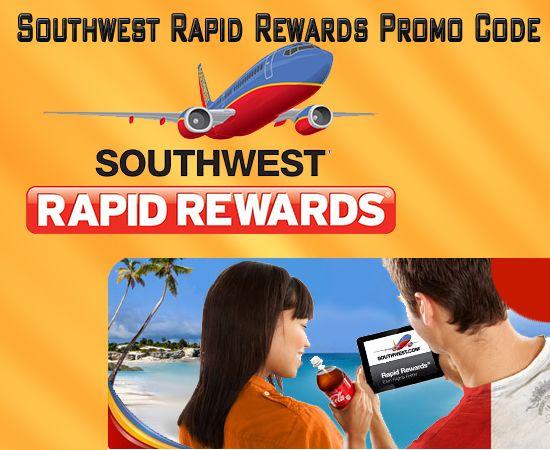 Southwest Rapid Reward Promo Code Promo Codes Free Printable Coupons Coding