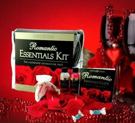 Couples romantic gift basket gifts of love romantic for Valentines day for couples ideas