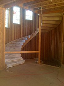 New Stair Construction Example 1