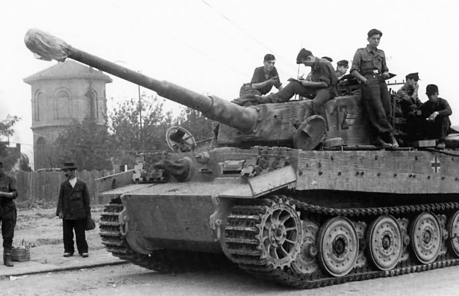 tiger tank late에 대한 이미지 검색결과