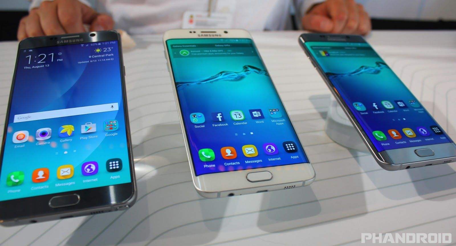 New Samsung Galaxy S7 Edge Plus Release Date Review Specs And Features News Trend Smartphone