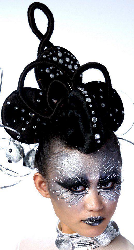 Peinado Reina De Naboo Disenos Galacticos