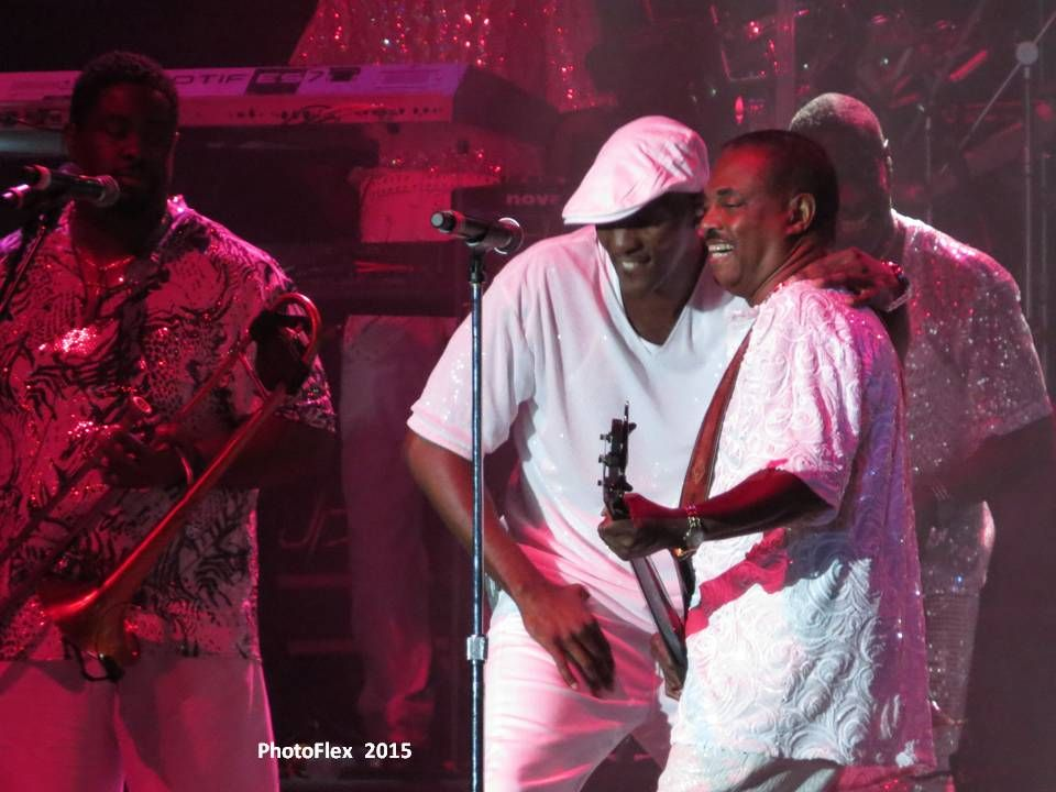 Kool & the Gang 2015-Louisville, KY