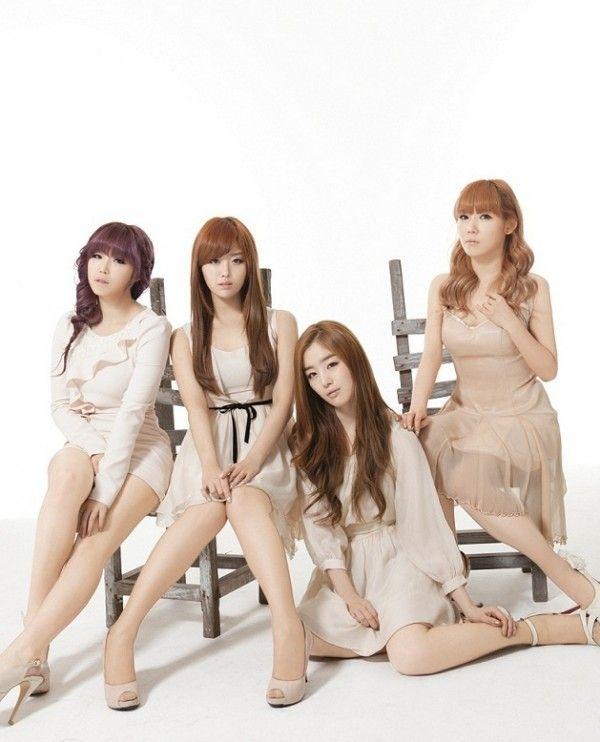 Top Idol Groups To Attend Sbs K Pop Festival In La Kpop Girls Han Sunhwa Secret