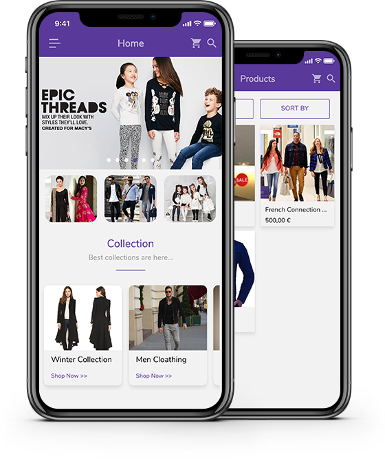 Multi Vendor E-commerce Solutions | On Demand Food App Delivery