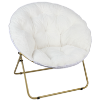 Accent Chairs Walmart Com Saucer Chairs Cozy Chair Bedroom Fluffy Chair