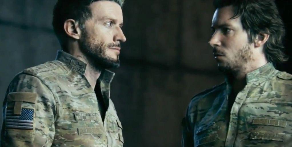 Call Of Duty Advanced Warfare Gideon Jack Mitchell Call Of Duty Aw Call Of Duty Advanced Warfare