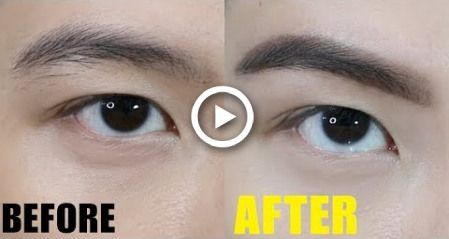 easy eyebrow tutorial  trim for beginner  eyebrow