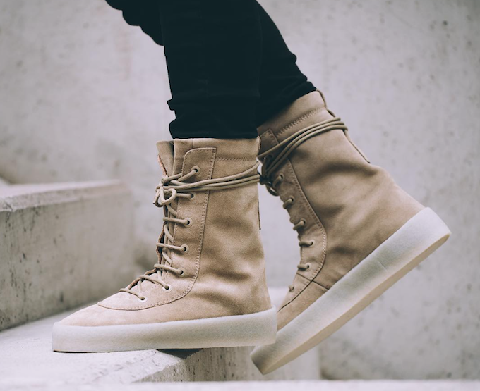 61e6959b8d94e An On-Feet Look At The Upcoming Yeezy Season 2 Crepe Boot