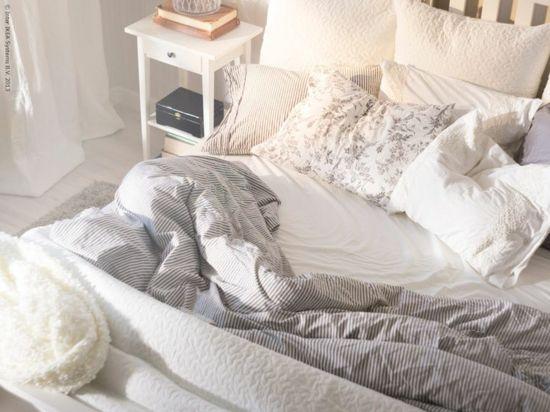 Ikea Schlafzimmer - 15 inspirierende Beispiele aus dem Katalog - schlafzimmer wei ikea