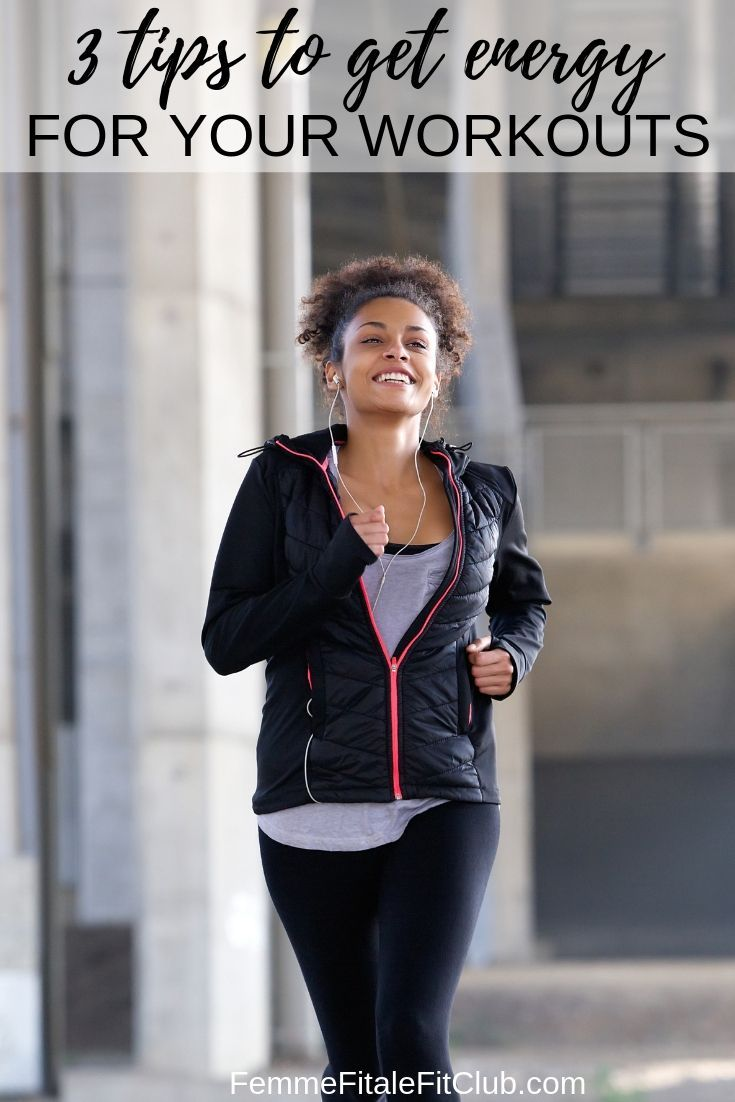 3 Tips To Get Energy For Your Workouts #workouts #fitness #fitfam #health #getfit #trainerize #energ...