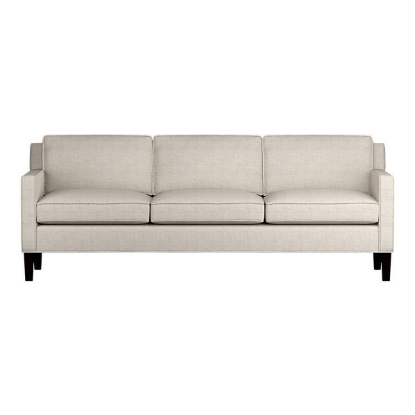 Superb $1699 Vaughn Sofa | Crate And Barrel   I Think This Is It.