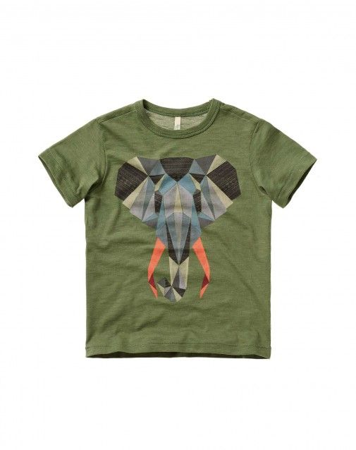 76da97d92bb Compra Camiseta estampada Verde Oscuro de Camisetas (Cortas) en la tienda  online oficial de United Colors of Benetton.