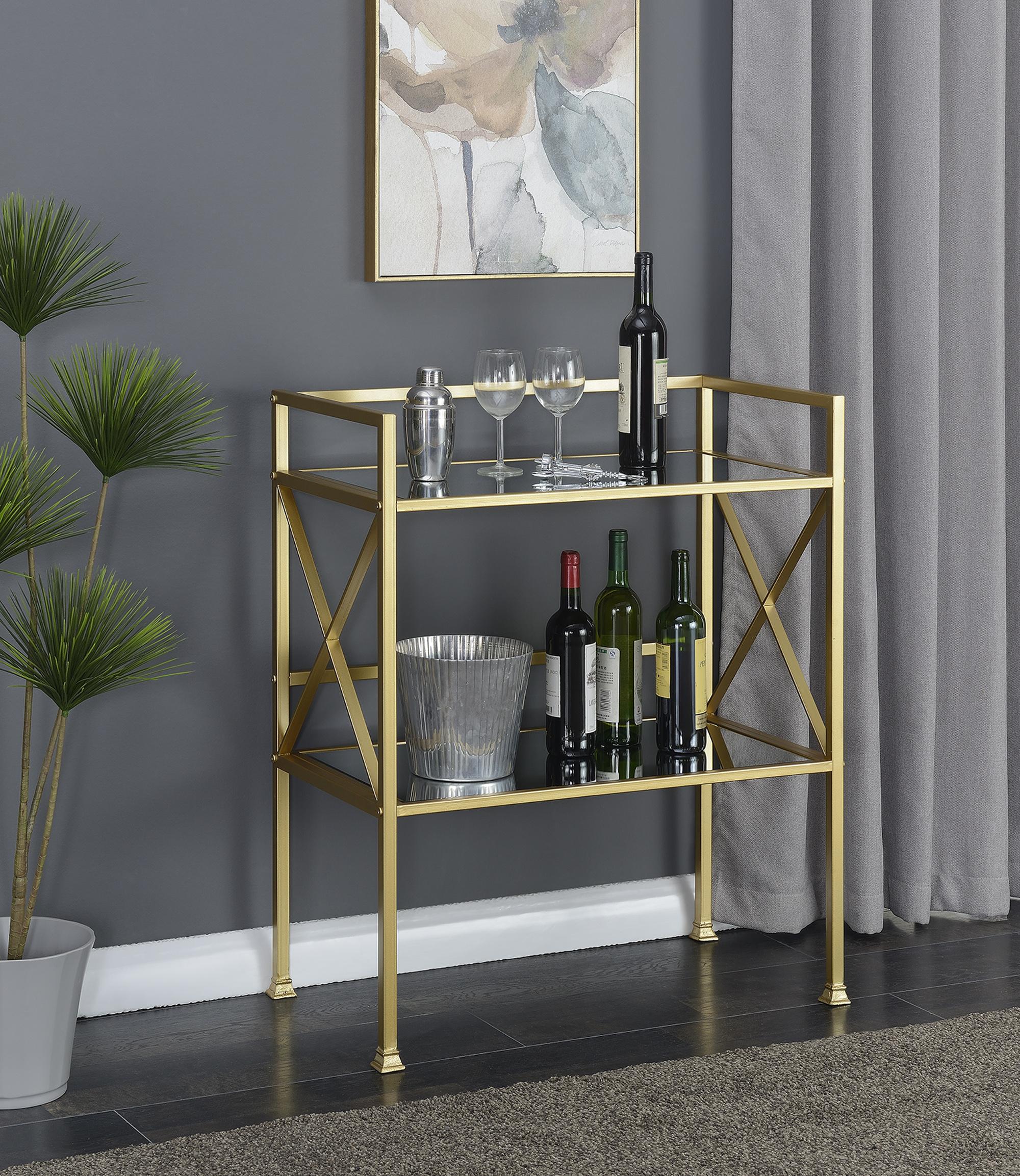 Convenience concepts gold coast bar hall table hall