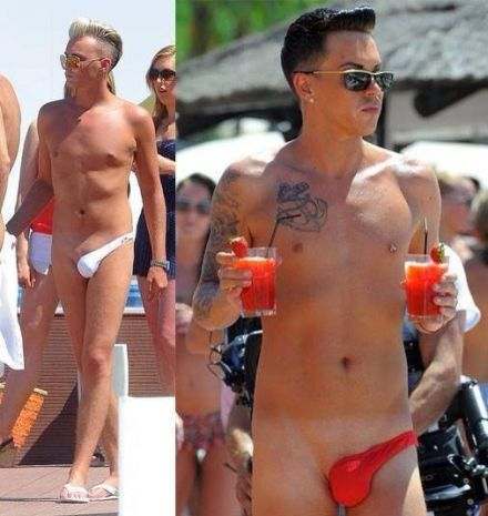 Opinion gay bikini bathing suit remarkable