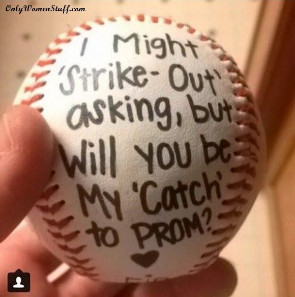 30+ Creative Prom Proposal Ideas for Guys - Cute Promposal #hocoproposalsideasboyfriends