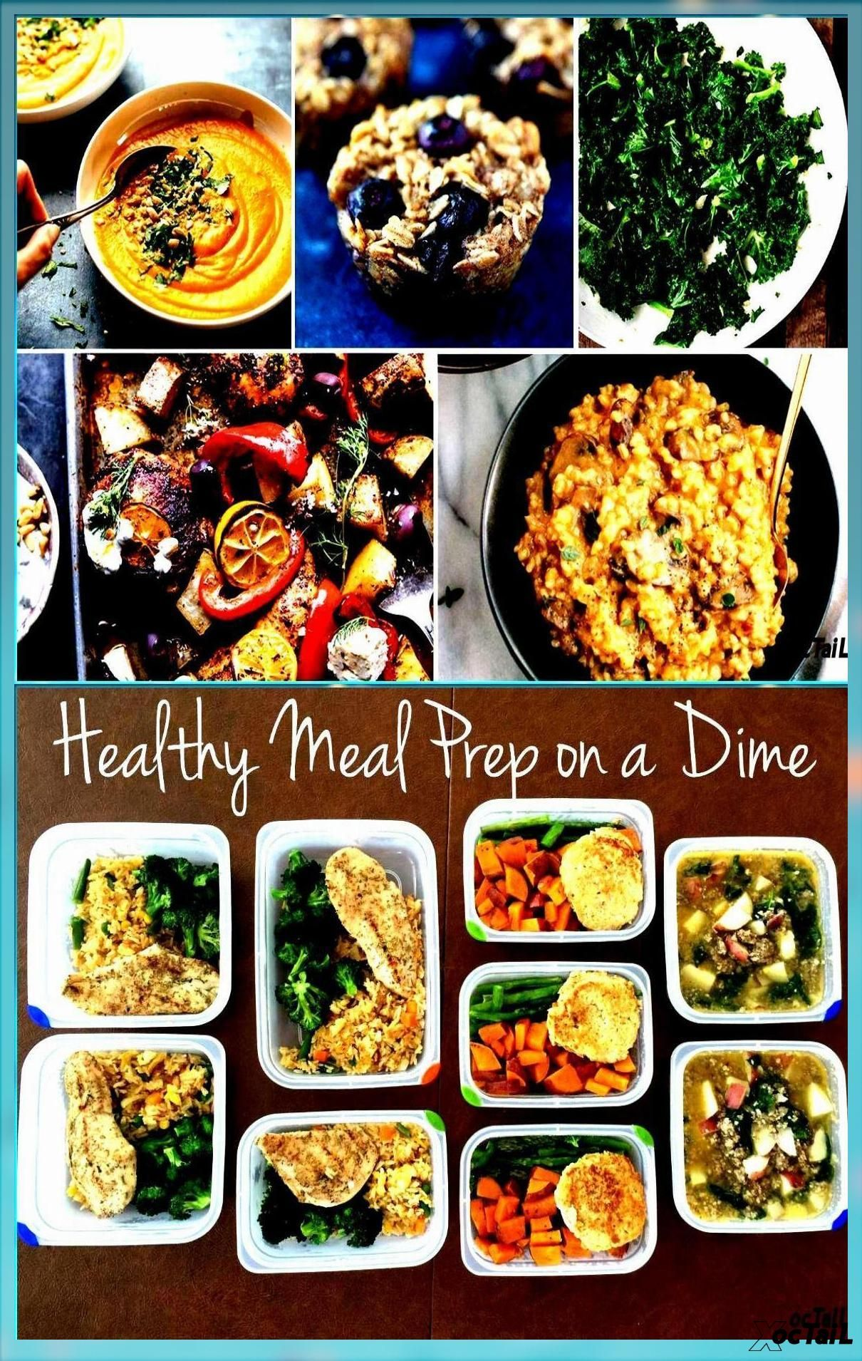 Meal Prep 5 Healthy Recipes To Get You Through The Week Healthy Meals Meal Prep Co Veggie Meal Prep Healthy Breakfast Recipes Vegetarian Recipes Healthy