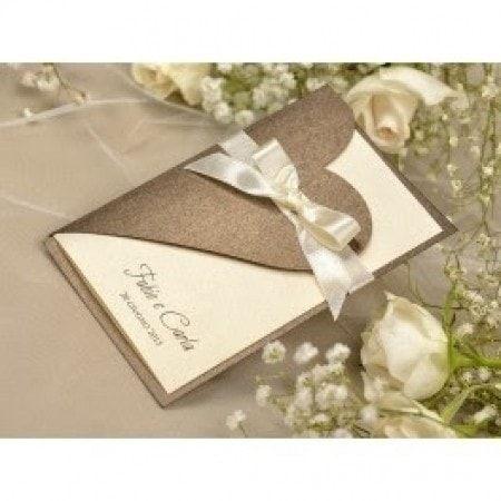 Partecipazioni Per Matrimonio Fai Da Te.Pin Di Cinzia Renon Su Lavoretti Partecipazioni Matrimonio Fai