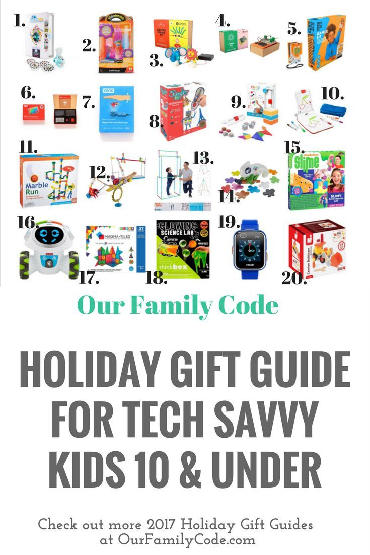 holiday gift guide for tech savvy kids 10 under two pinterest holiday gift guide holidays and gift