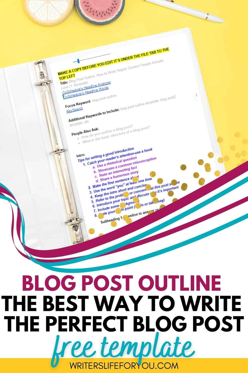 Pin on How to Write Better Blog Posts