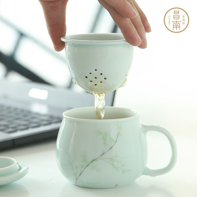 19+ Coffee mug with strainer trends