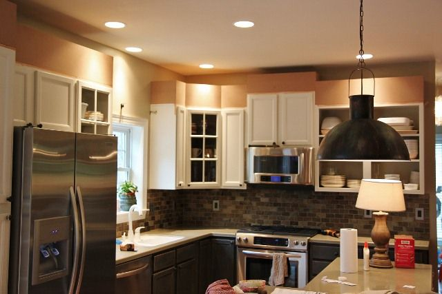 awesome tutorial about How to add height to your kitchen ...