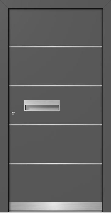 Ihre neue Haustüre wartet auf Sie. Holz Aluminium Haustüren zum günstigen Preis
