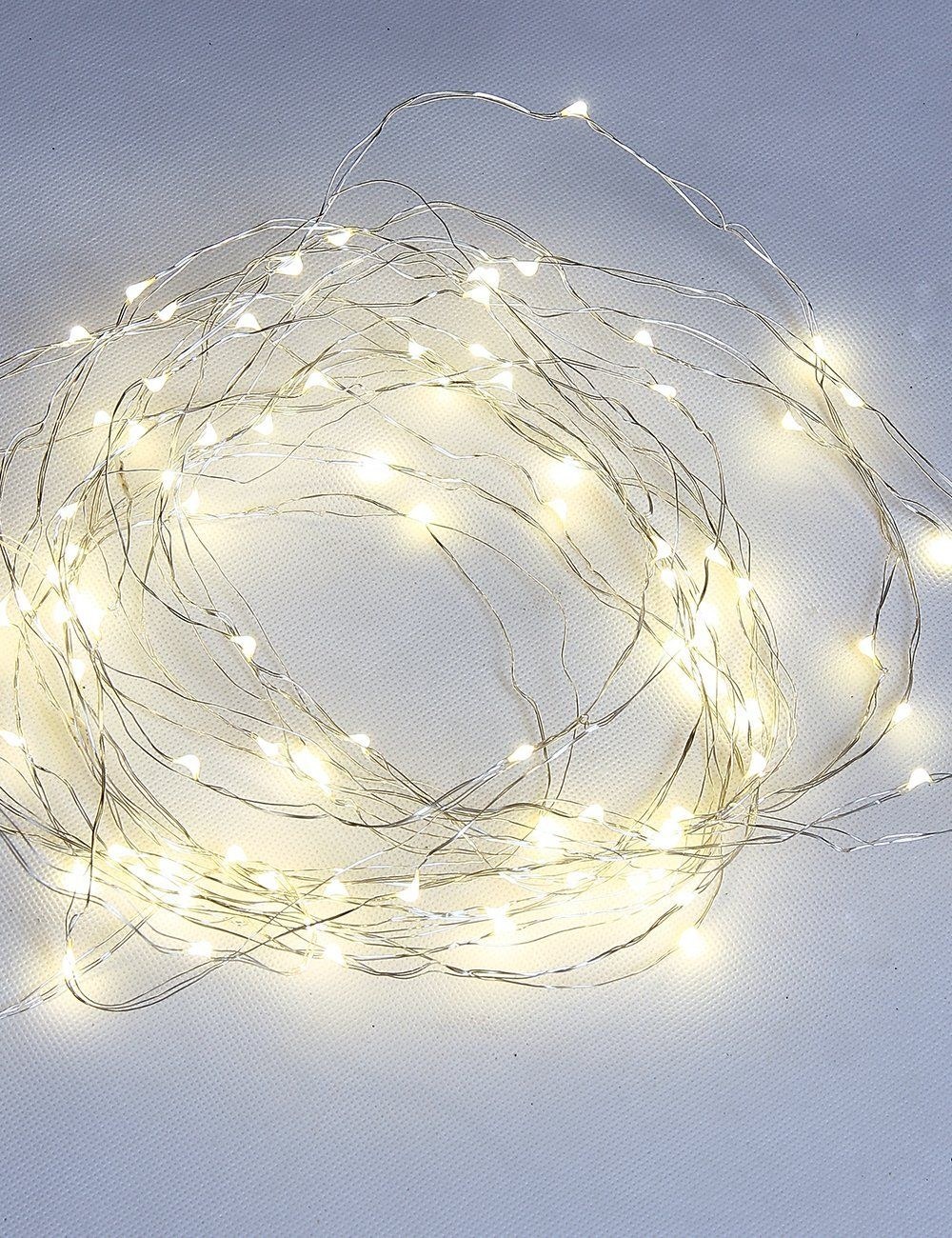 Starry string light with heat-resistant thin wire,the best decoration on Christmas,Halloween,Valentine,party,and wedding day
