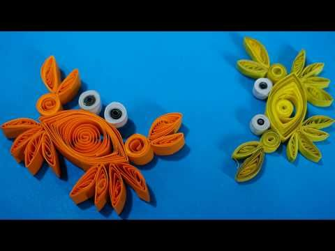 Photo of Crab Quilling || DIY Quilling Easy Simple Paper Quilling