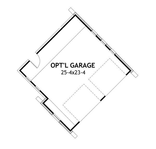Detached Garage option image of Merveille Vivante Small