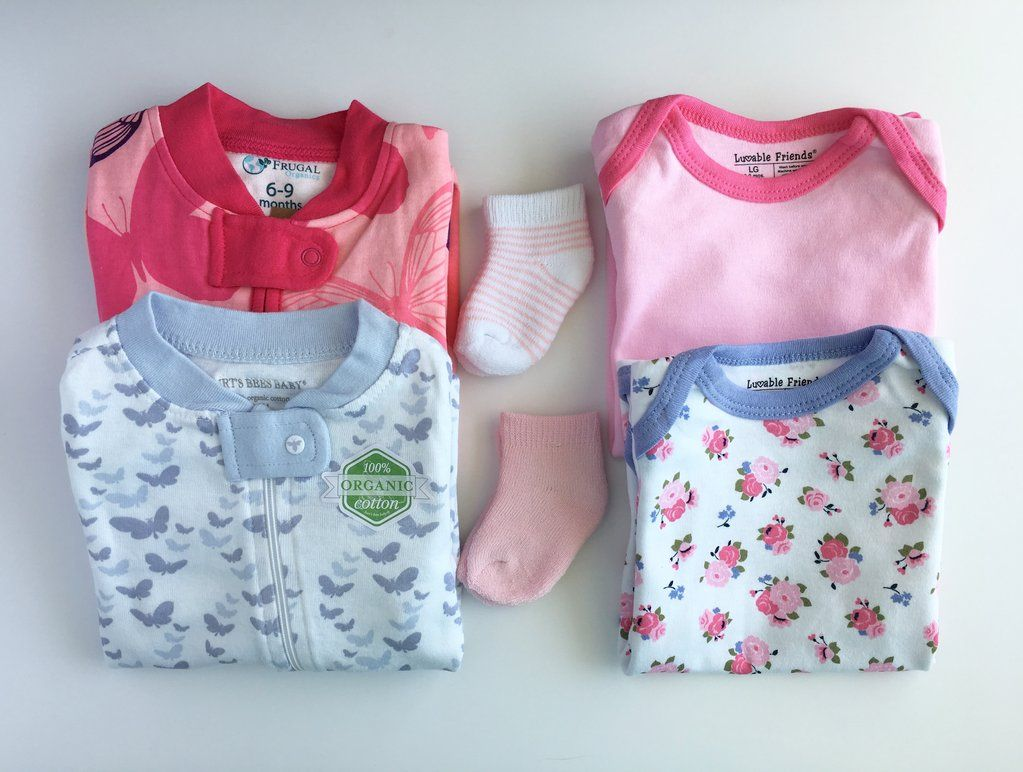 f2e6a7e68 Baby Girl Clothes in 6-9 months - pajamas