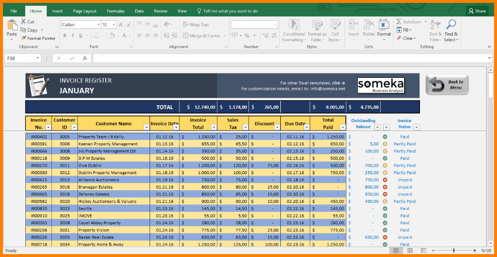 Excel Template Invoice Tracking Gospel Connoisseur With Regard To Invoice Register Template 10 Profess Invoice Template Excel Templates Spreadsheet Template