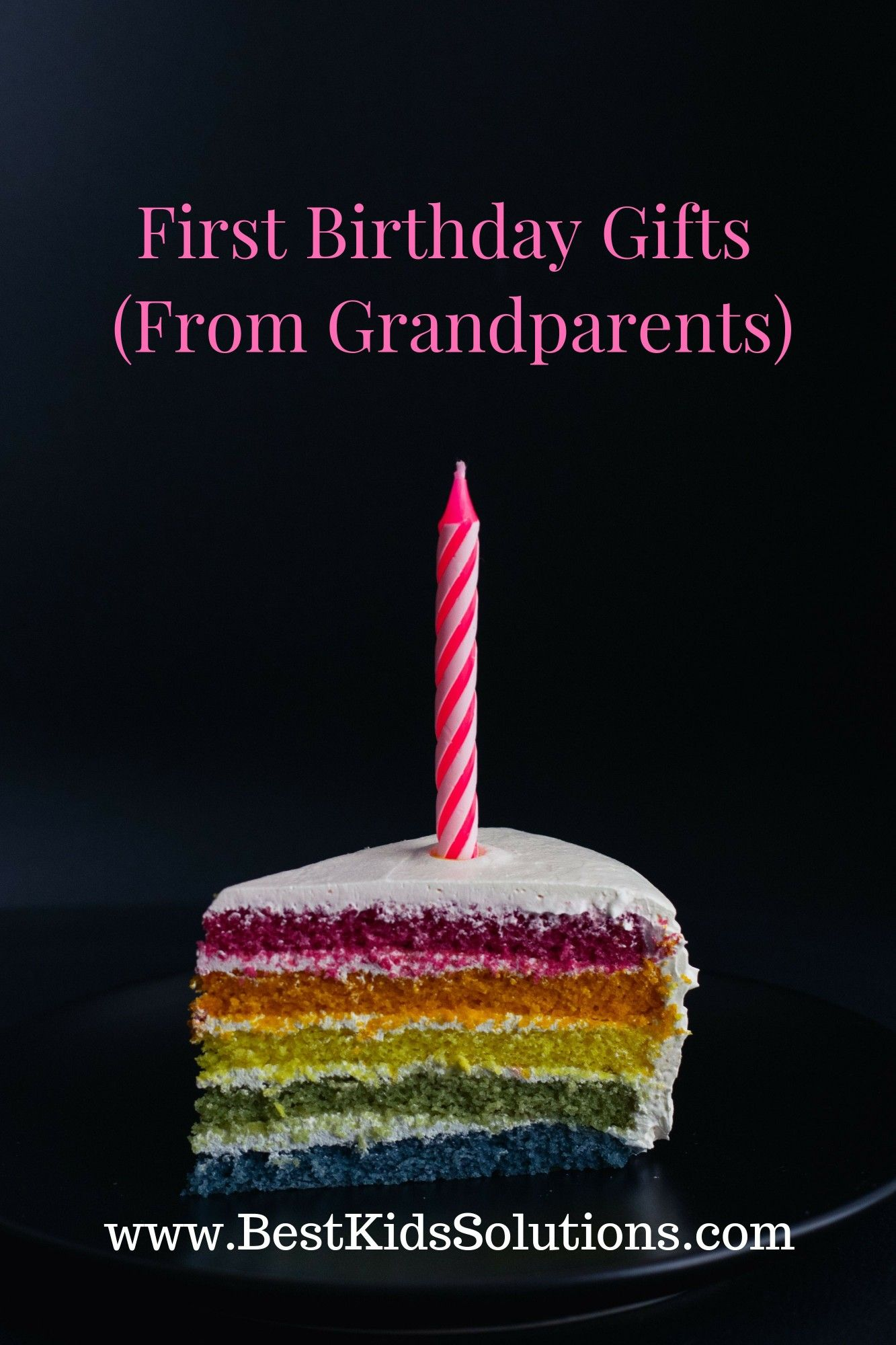 First Gifts Grandparents Birthdays Grandkids Party Gift Ideas Birthday Planning