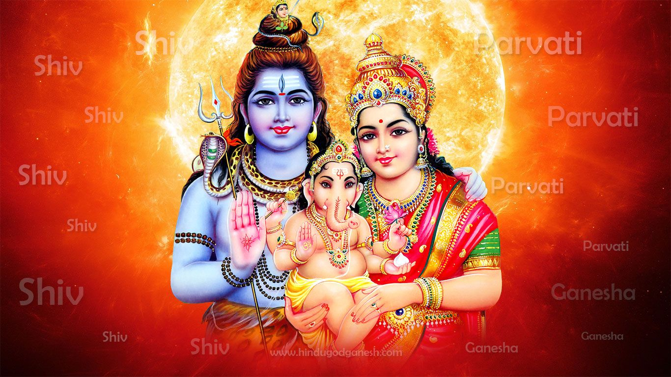 Shiv Parivar Images Full Hd Download Free For Desktop Laptop Mobile Bg Screen From Our Shiva Image Gallery Shiva Is With In 2020 Ganesh Photo Shivratri Photo Shiva