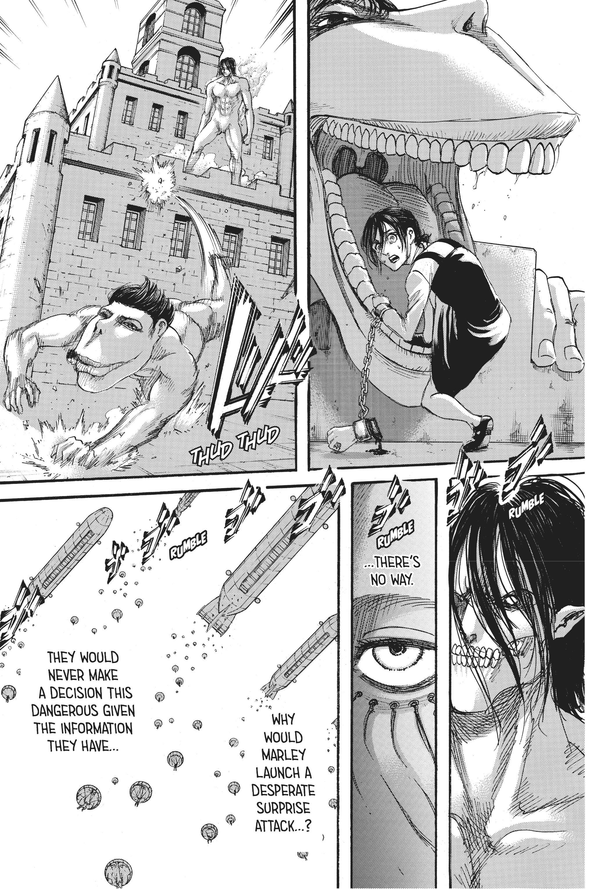 Shingeki No Kyojin Chapter 117 in 2020 Shingeki no