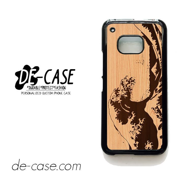 Great Wave Of Kanagawa (2) For HTC One M9 Case Phone Case Gift Present YO