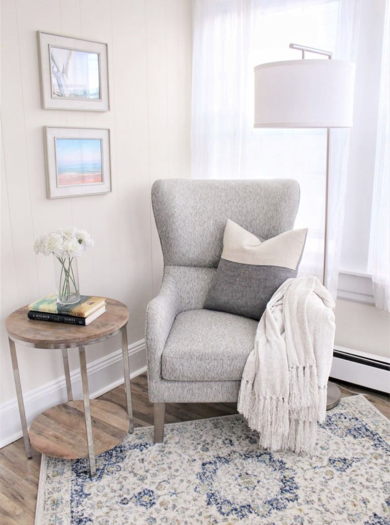 Bedroom Reading Chair Ideas