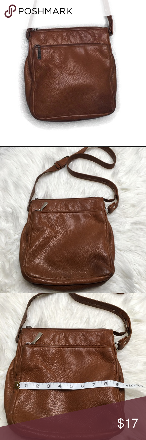 Wilson's Leather Crossbody Hand Bag Purse in 2020