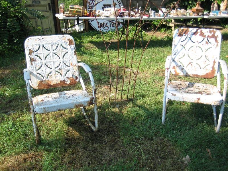 Refinishing Metal Furniture Refinishing Outdoor Furniture Metal